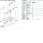 Пример каталога запчастей Джон Дир 9880 СТС