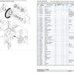 Пример страницы каталога запчастей Джон Дир 9760 СТС John Deere 9760 STS
